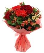 karışık mevsim buketi  Adıyaman internetten çiçek siparişi