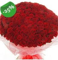 151 adet sevdiğime özel kırmızı gül buketi  Adıyaman çiçek siparişi sitesi