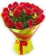 19 Adet kırmızı gül buketi  Adıyaman çiçek siparişi vermek