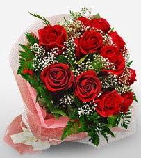 12 adet kırmızı güllerden kaliteli gül  Adıyaman çiçek siparişi vermek