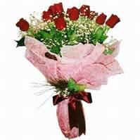 Adıyaman çiçek siparişi sitesi  12 adet kirmizi kalite gül