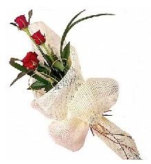 3 adet kırmızı gül buketi  Adıyaman güvenli kaliteli hızlı çiçek