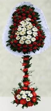 Adıyaman internetten çiçek satışı  çift katlı düğün açılış çiçeği
