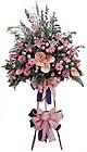 Adıyaman güvenli kaliteli hızlı çiçek   Ferforje Pembe kazablanka