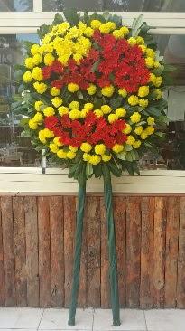 Cenaze çelengi çiçek modeli  Adıyaman çiçek mağazası , çiçekçi adresleri