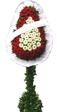 Çift katlı düğün nikah açılış çiçek modeli  Adıyaman İnternetten çiçek siparişi