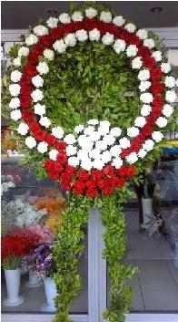 Cenaze çelenk çiçeği modeli  Adıyaman anneler günü çiçek yolla