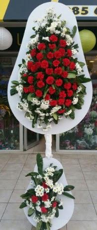 2 katlı nikah çiçeği düğün çiçeği  Adıyaman çiçek gönderme