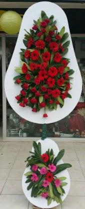 Çift katlı düğün nikah açılış çiçek modeli  Adıyaman internetten çiçek siparişi