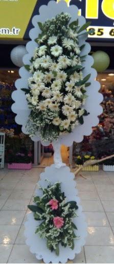 Çift katlı düğün nikah açılış çiçeği  Adıyaman çiçekçi telefonları