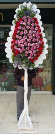 Tekli düğün nikah açılış çiçek modeli  Adıyaman çiçek satışı
