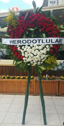 Cenaze çelengi cenazeye çiçek modeli  Adıyaman çiçek satışı