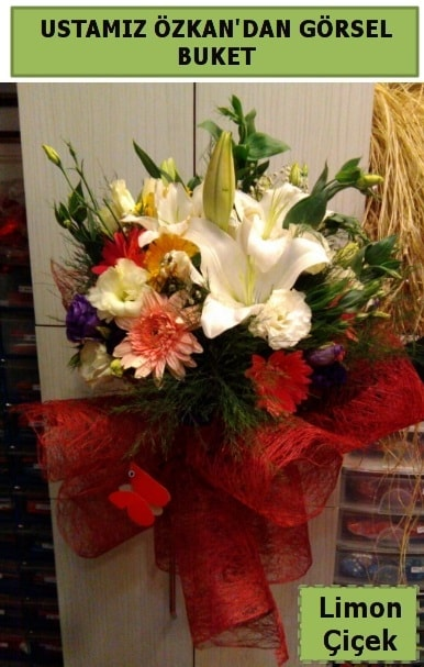 Karışık görsel mevsim çiçeği  Adıyaman ucuz çiçek gönder