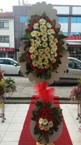 Çift katlı düğün açılış çiçeği  Adıyaman çiçek satışı