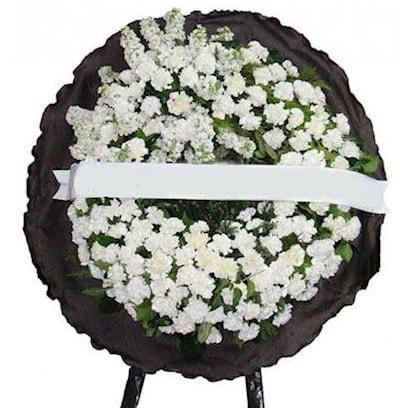 Cenaze çelengi çiçeği modelleri  Adıyaman internetten çiçek satışı