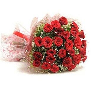 27 Adet kırmızı gül buketi  Adıyaman ucuz çiçek gönder
