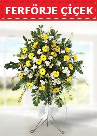 Ferförje çiçeği modeli  Adıyaman çiçek gönderme sitemiz güvenlidir