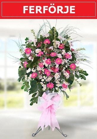 Ferförje düğün nikah açılış çiçeği  Adıyaman çiçek yolla