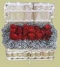 Adıyaman cicekciler , cicek siparisi  Sandikta 11 adet güller - sevdiklerinize en ideal seçim